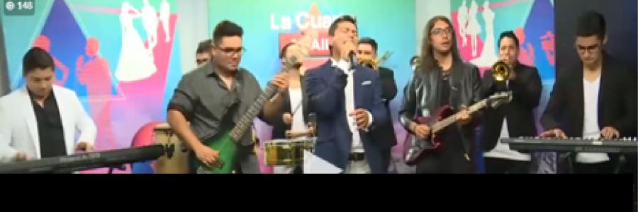 ERICK BERRÍOS EN LA CUARTA TV