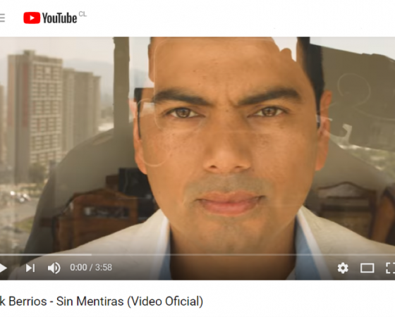 GRAN EXPECTATIVA POR PRIMER SINGLE DE ERICK BERRÍOS